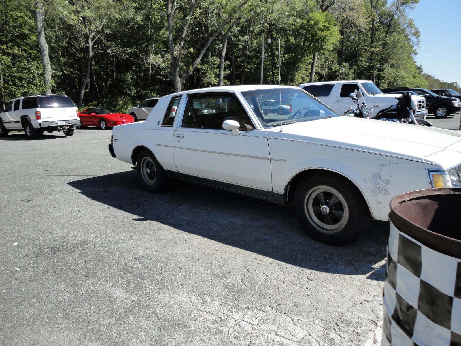 Skyhawk Type Turbo Buick T 1986