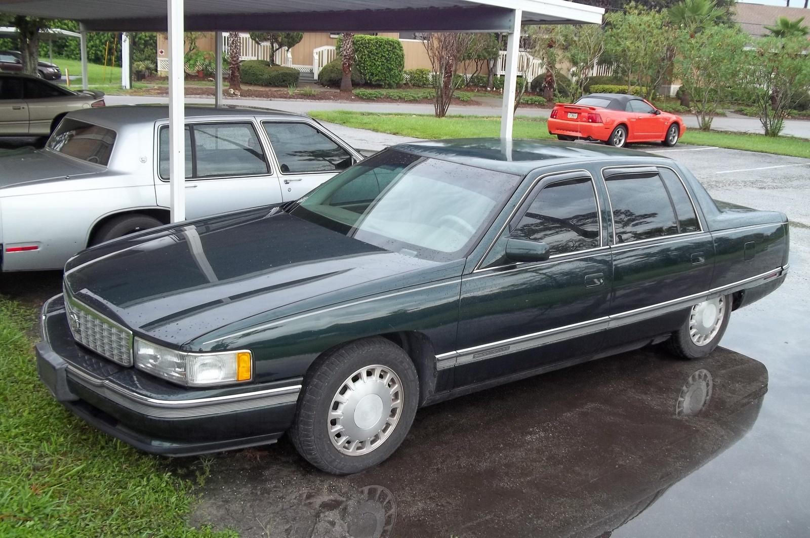 1996 DeVille Concours Issue