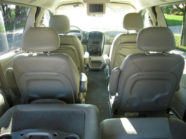 Picture Of 2005 Dodge Caravan Sxt Fwd Interior Gallery Worthy