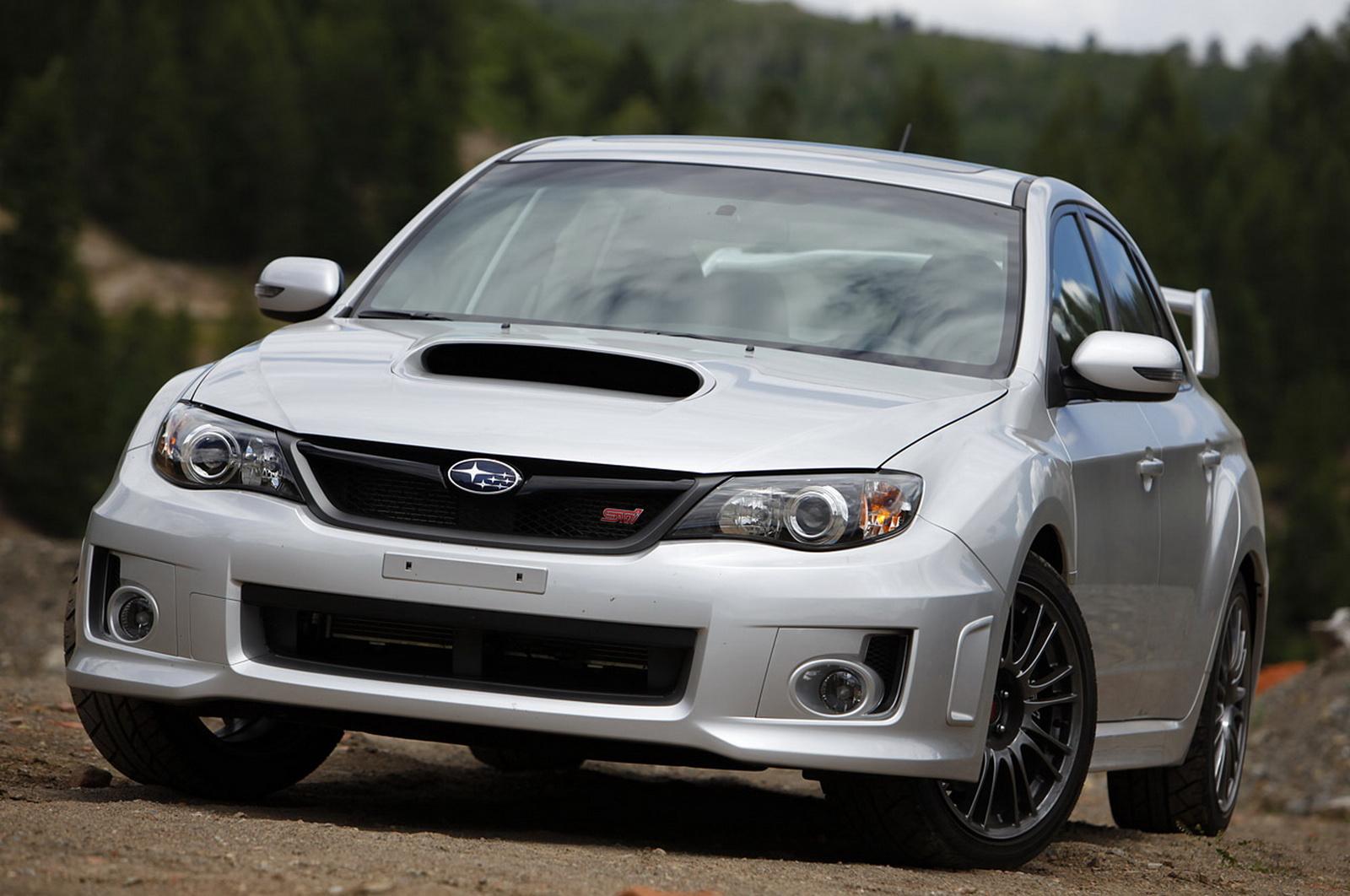 2011 Subaru Impreza WRX STi Pictures CarGurus