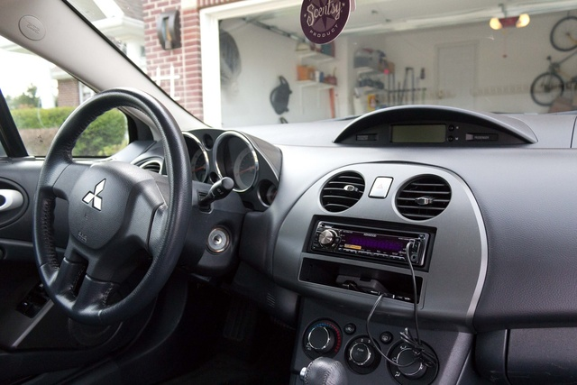 Picture Of 2007 Mitsubishi Eclipse Gs Interior Gallery Worthy