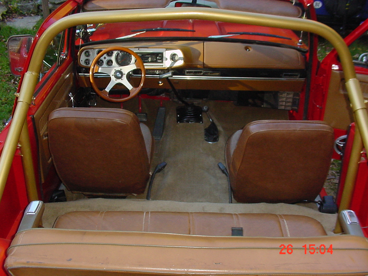 1976 Dodge Ramcharger Interior