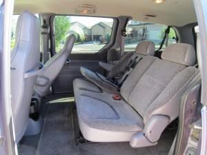 1998 Dodge Caravan Interior
