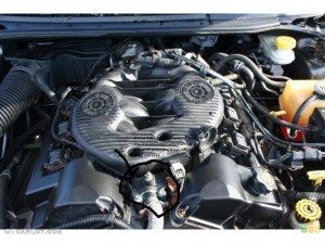 Dodge Intrepid Questions  Recently replaced the radiator
