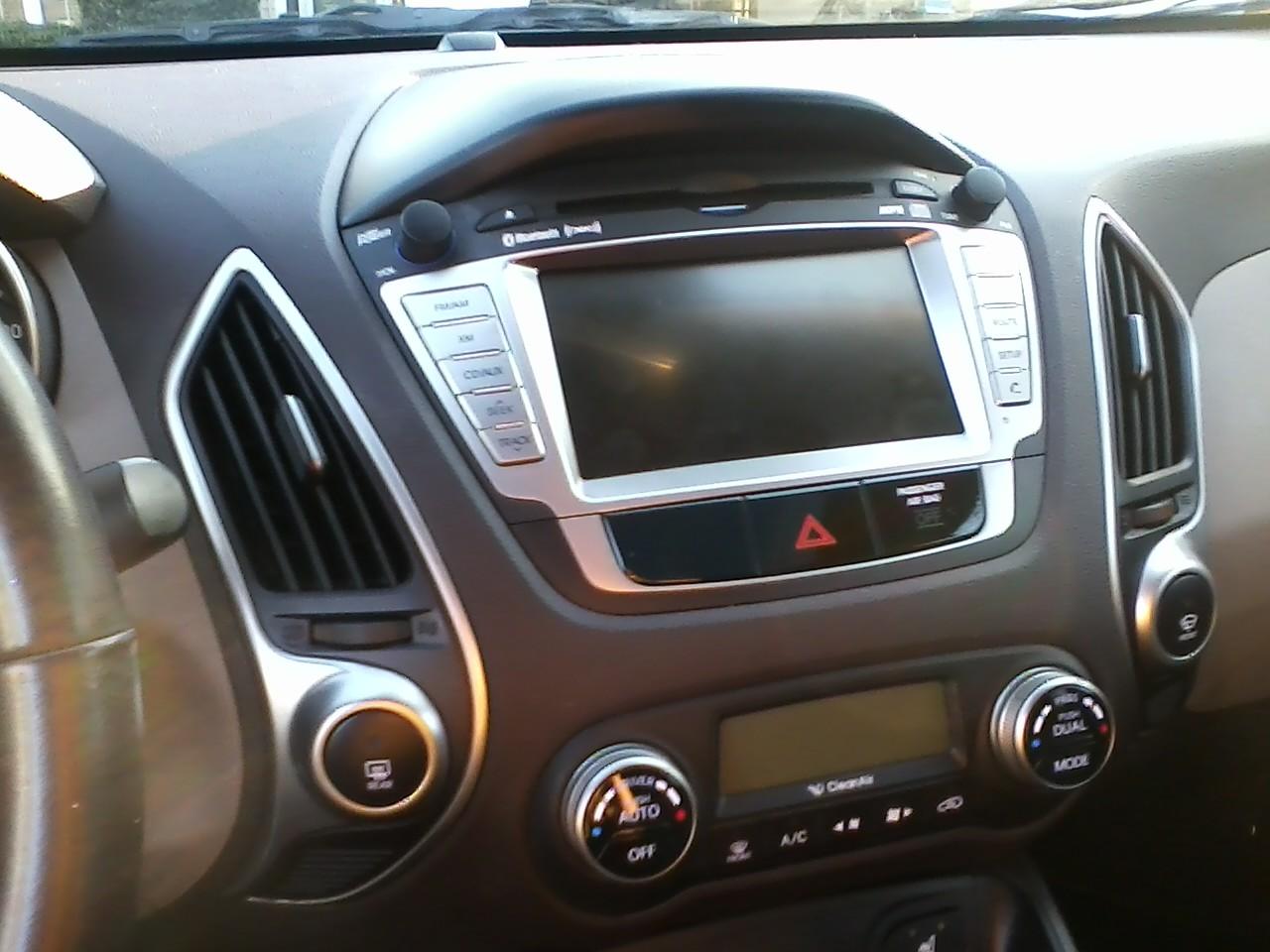 2011 Hyundai Tucson Interior Pictures Cargurus
