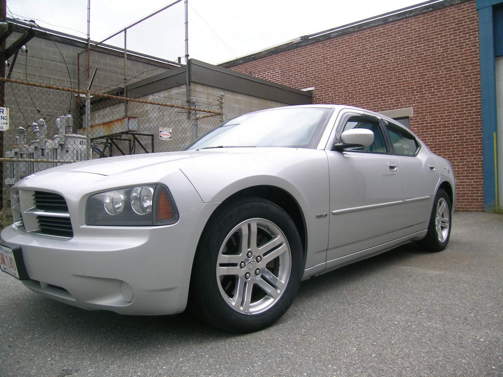 2006 charger rt stalls just after fill