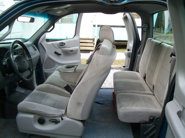 2001 Ford F 150 Interior Pictures Cargurus
