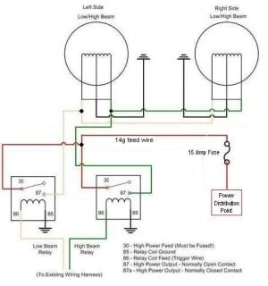 2014 Ford Focus Headlight Wiring Diagram | Online Wiring