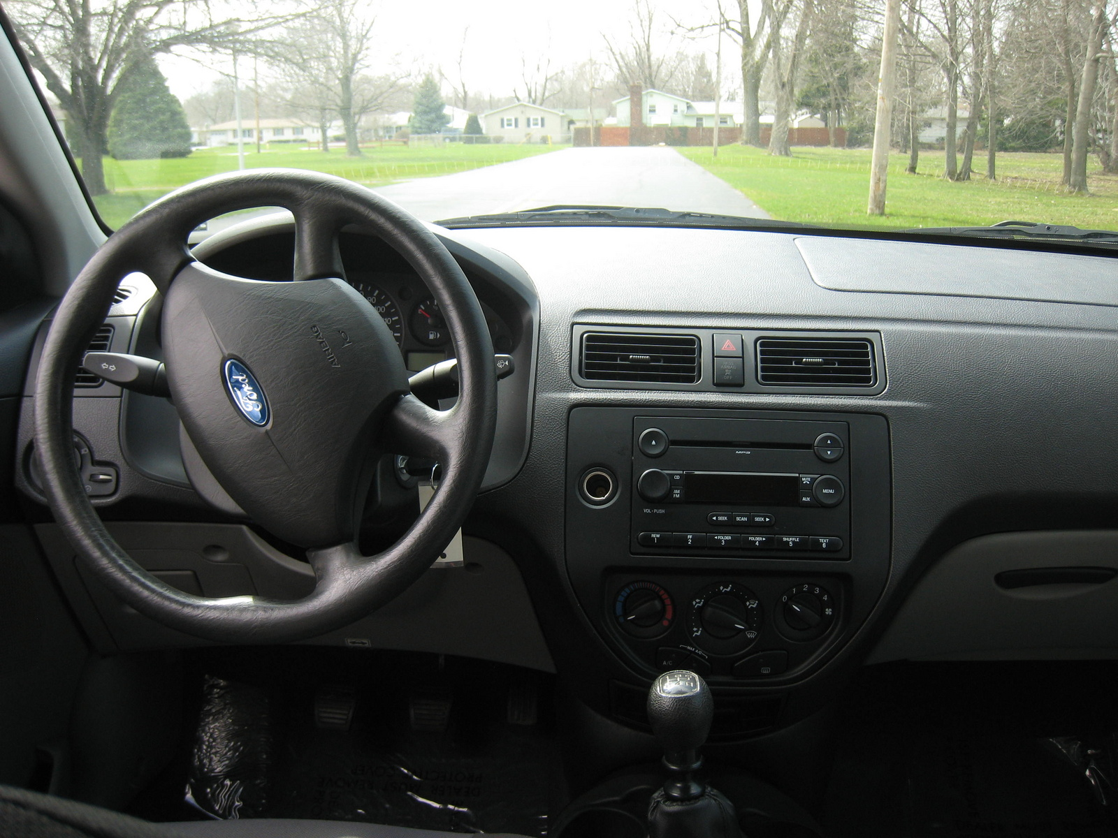 Focus Zx4 Ford Interior