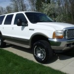 2000 Ford Excursion Test Drive Review Cargurus