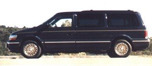 1994 Chrysler Town & Country  Overview  CarGurus