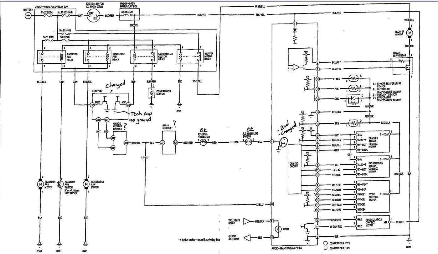 Accord Bose Wiring Diagram