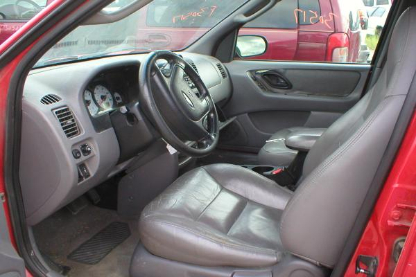 2001 Ford Escape Interior Pictures Cargurus