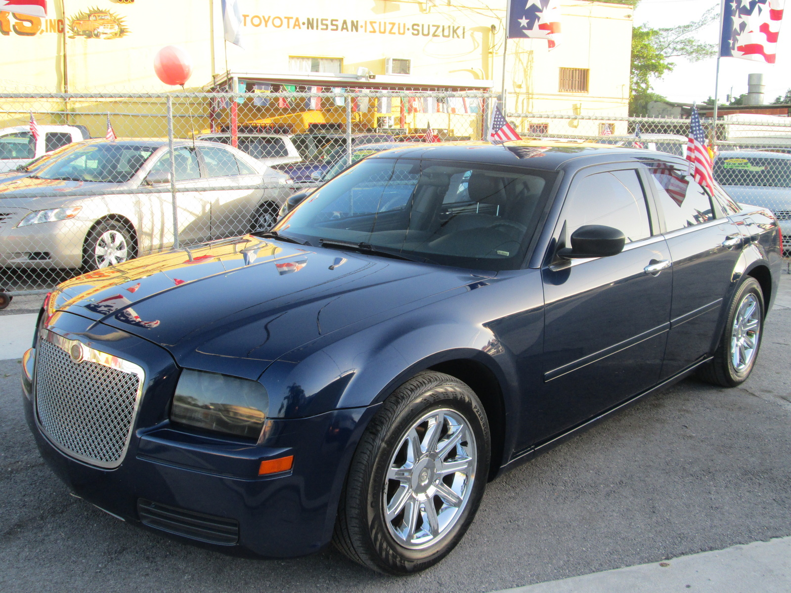 Touring Suv Chrysler 2006 300