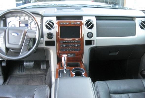 1997 Ford Cab Crew 2007 F 150 Fx4
