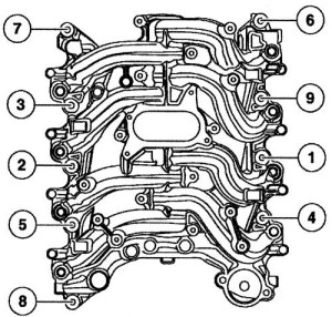 Ford F150 Questions  1999 F 150 need intake manifold