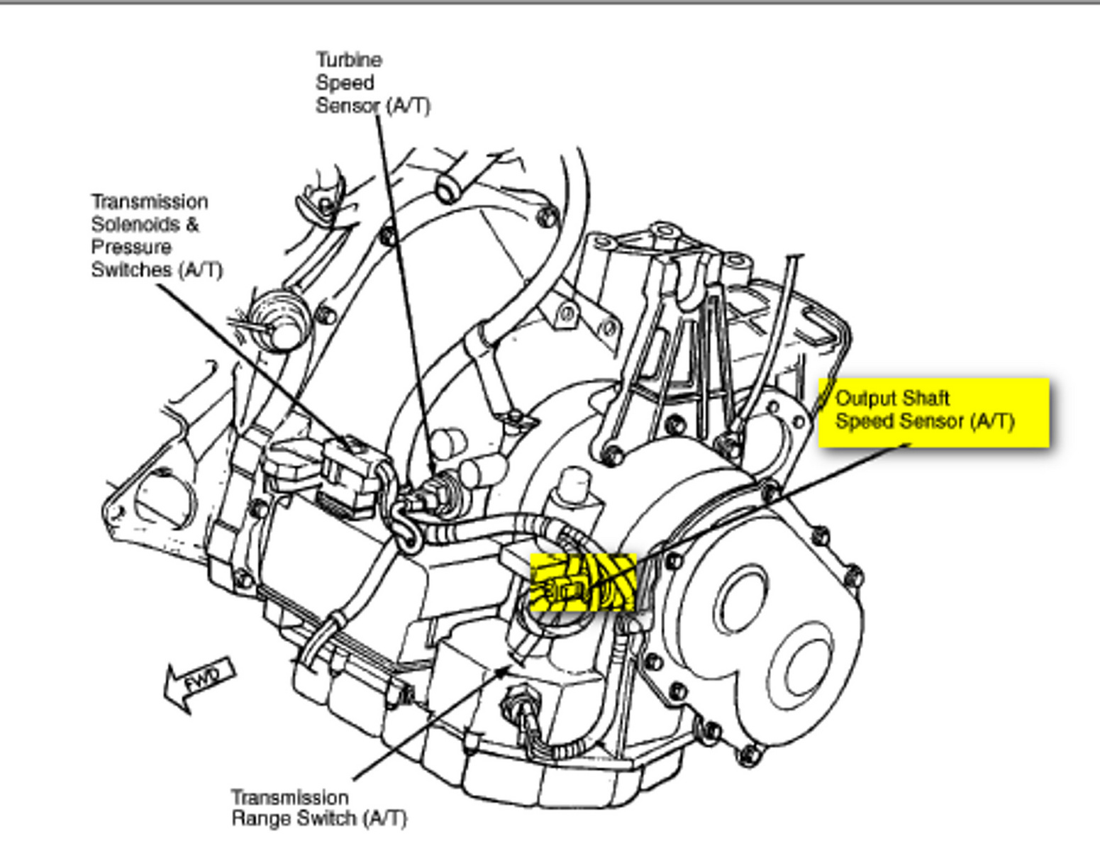 Ford Taurus Se Engine