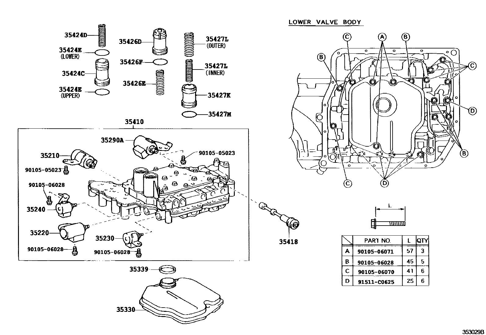 diagram of coil pack on 96 lexus es300 wiring diagram  diagram of coil pack on 96 lexus es300 #1