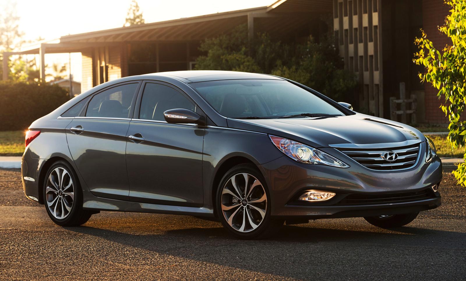 2014 Hyundai Sonata Overview CarGurus