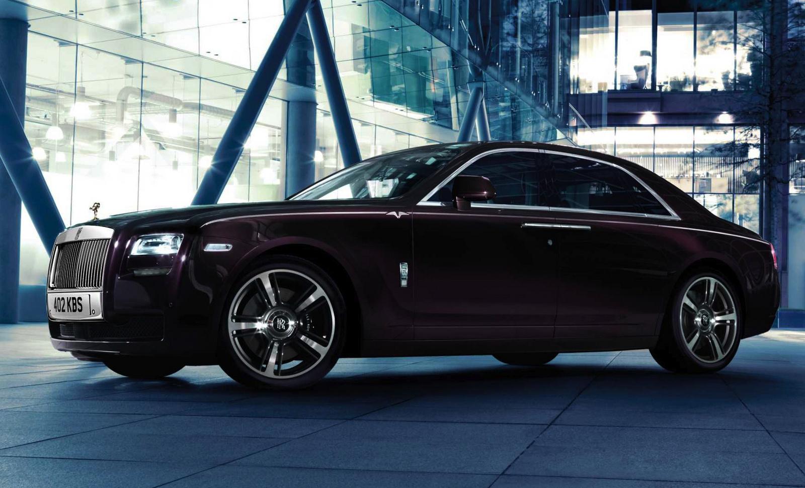 2014 Rolls Royce Ghost Overview Cargurus