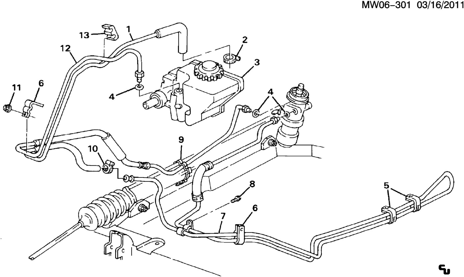 93 Pontiac Bonneville Fuse Box Diagram