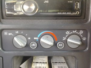Chevrolet CK 1500 Questions  AC Control panel blowing  CarGurus