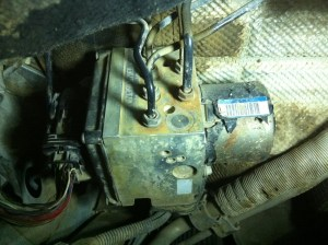 Volkswagen Passat Questions  ABS module  CarGurus