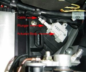 Volkswagen Passat Questions  gas lid switch is broken, 98 Passat How to open manually?  CarGurus