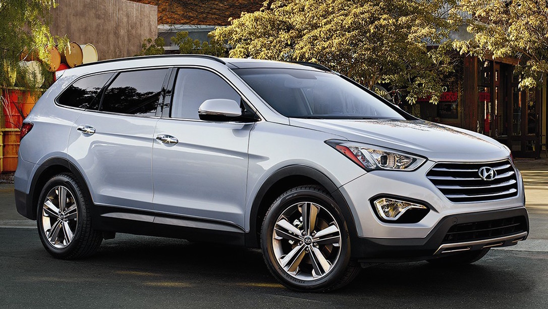 2015 Hyundai Santa Fe Test Drive Review Cargurus