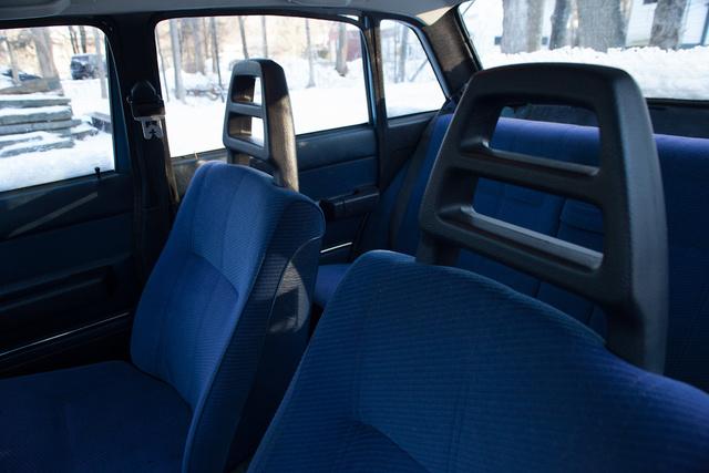 1985 Volvo 240 Interior Pictures CarGurus