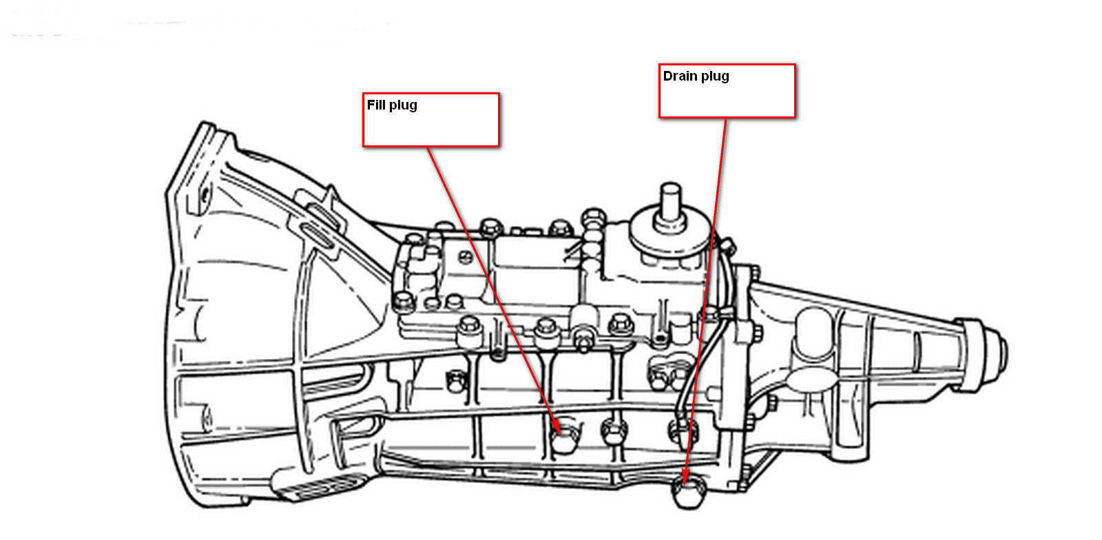 33 Ford F150 Transmission Diagram
