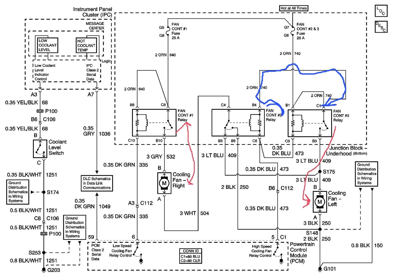 Chevy 5 3 Cooling Diagram