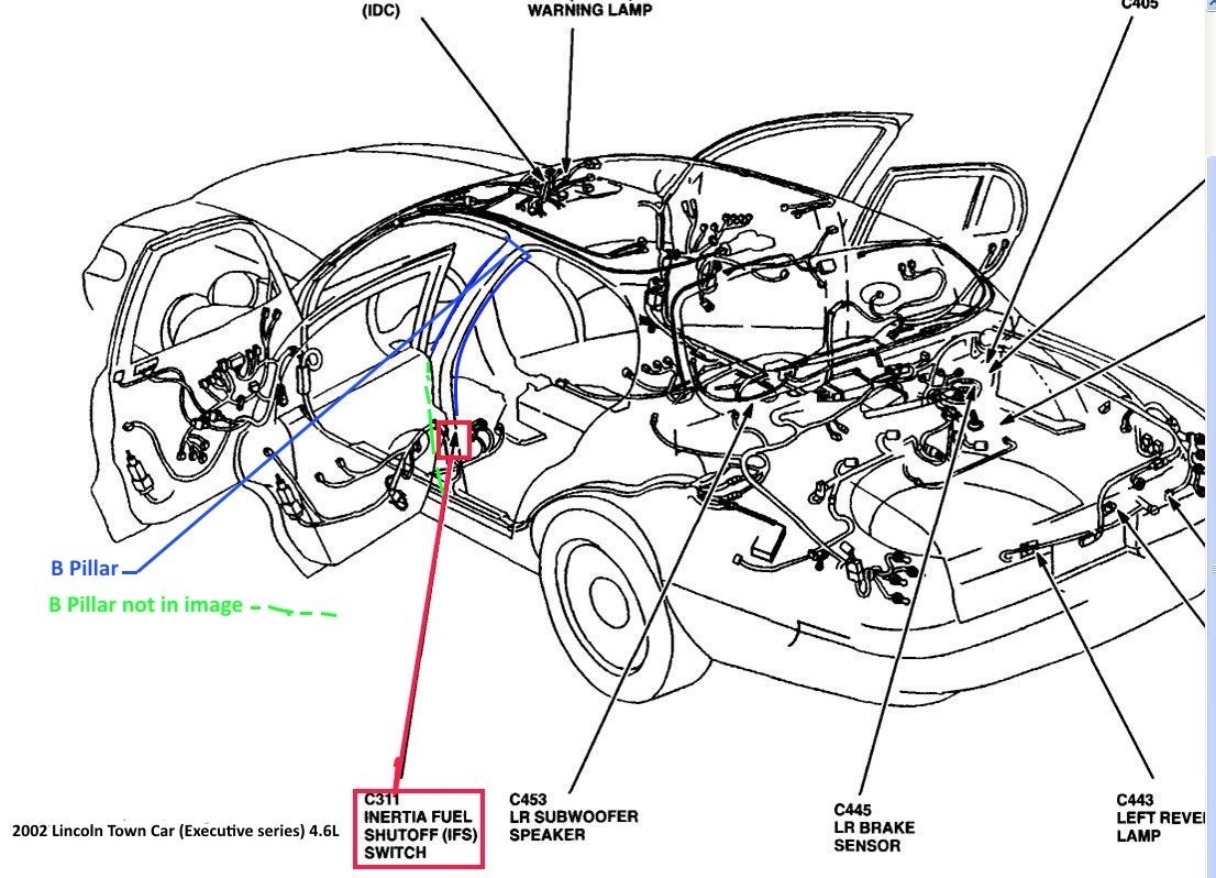 Wrg Toyota Fuel Filter Location