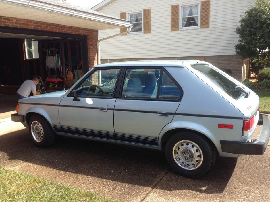 1987 Dodge Omni