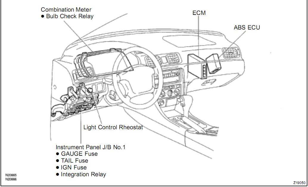 1988 Honda Accord Parts Manual