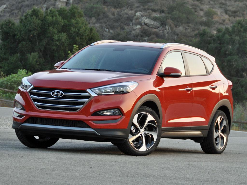 2016 Hyundai Tucson Overview CarGurus