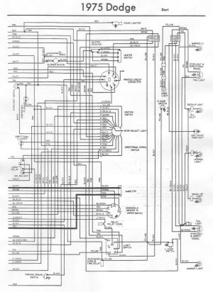 Dodge Dart Steering Column Wiring | Online Wiring Diagram