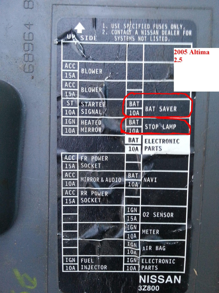 95 240sx Fuse Box Diagram Electrical Wiring Library S14 Cover Interior S13 1995 Nissan