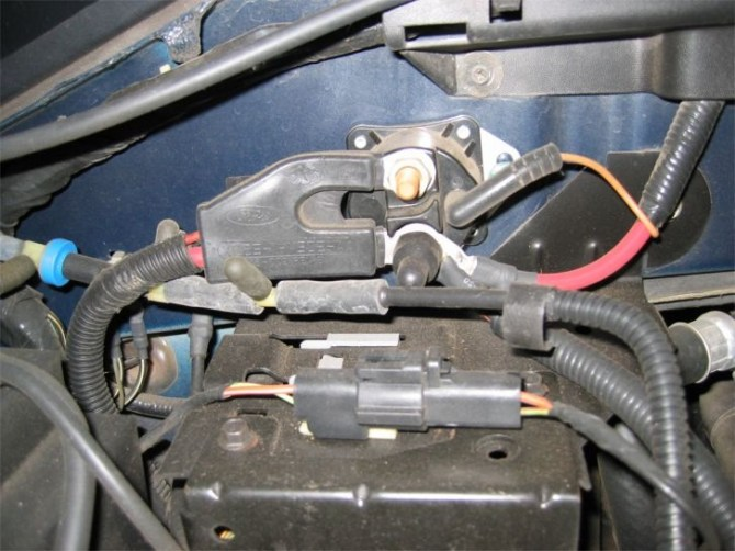 2000 ford f150 starter solenoid wiring diagram  center