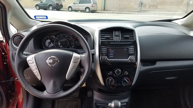 2016 Nissan Versa Note Interior Pictures CarGurus
