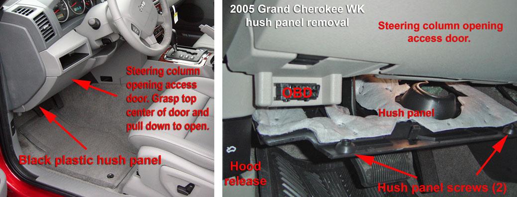 2011 Jeep Liberty Brake