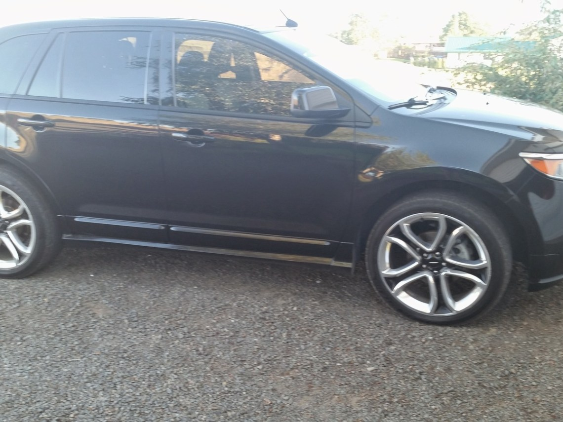 Ford Edge Overview Cargurus