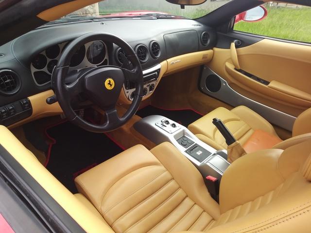 2004 Ferrari 360 Interior Pictures CarGurus