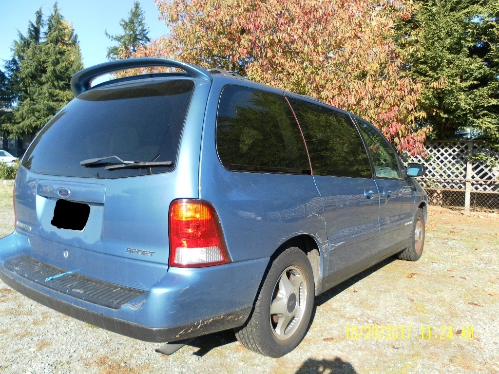 2002 Ford Windstar Overview Cargurus