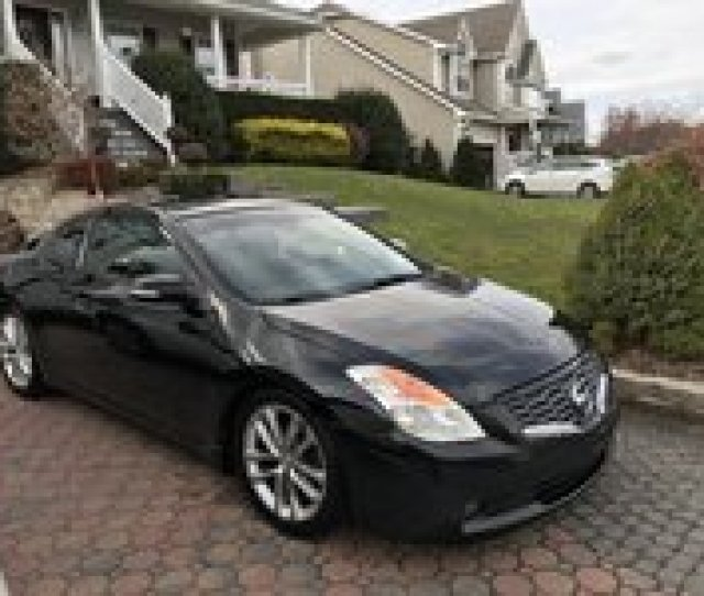 Picture Of 2009 Nissan Altima Coupe 3 5 Se Gallery_worthy
