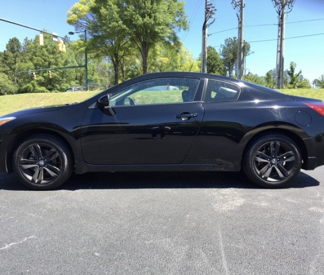 Picture Of 2013 Nissan Altima Coupe 2 5 S Gallery_worthy