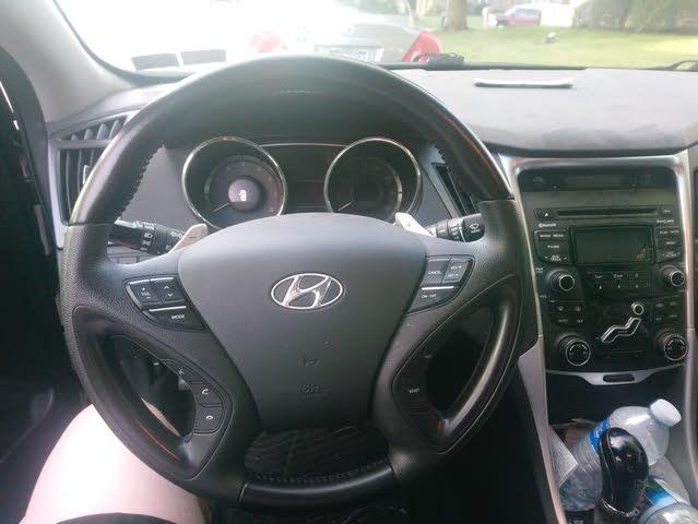 2013 Hyundai Sonata Interior Pictures Cargurus