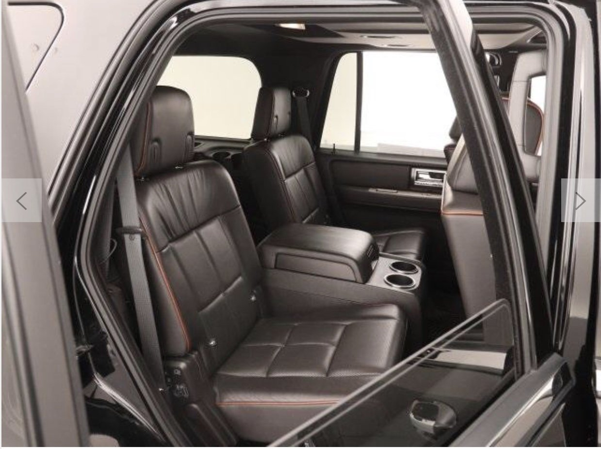Lincoln Navigator Questions 2nd Row Middle Seat Cargurus