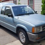 Mazda B Series Questions What Other Models And Parts Are Interchangeable With A 1987 Mazda B200 Cargurus