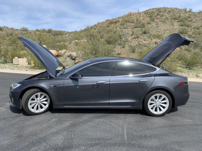 2017 Tesla Model S Test Drive Review Cargurus